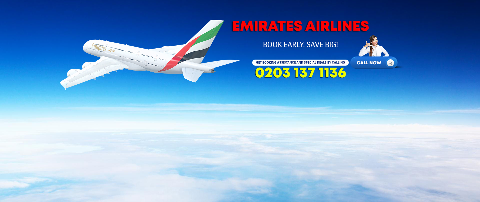 Emirates Airlines Reservation